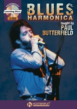 Blues Harmonica with Paul Butterfield
