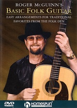 Roger McGuinn's Basic Folk Guitar