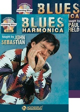 Blues Harmonica - Six-CD Set