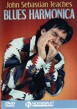 John Sebastian Teaches Blues Harmonica.