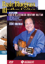 Basic Bluegrass Rhythm Guitar and Beyond - Two-DVD Set