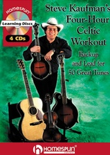 Steve Kaufman's 4-Hour Celtic Workout