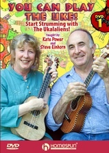 You Can Play the Uke! - DVD 1