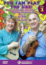 You Can Play the Uke! - DVD 2