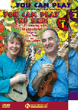 You Can Play the Uke! - Two-DVD Set