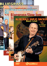 Complete Bluegrass Jamming and Banjo Backup