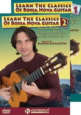 Learn the Classics of Bossa Nova Guitar - Two-DVD Set