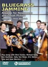 Learning Bluegrass Fiddle PLUS Bluegrass Jamming