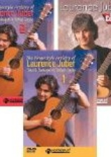Fingerstyle Artistry of Laurence Juber and LJ in Concert