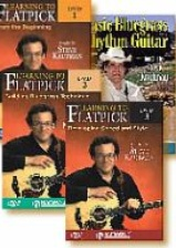Steve Kaufman's Beginners Flatpicking Package