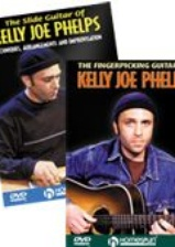 The Guitar of Kelly Joe Phelps - Two-DVD Set