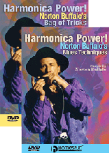 Harmonica Power! - Two Video Set
