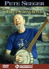 How To Play The Five-String Banjo - Book and DVD Combo