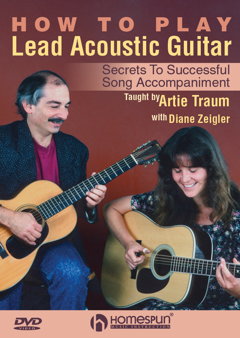 How To Play Lead Acoustic Guitar Homespun