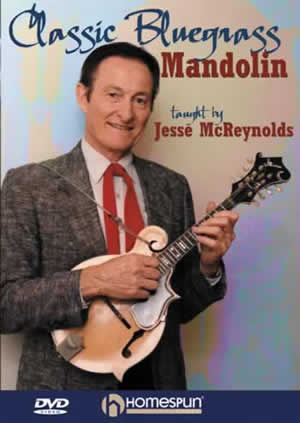 Classic Bluegrass Mandolin Homespun
