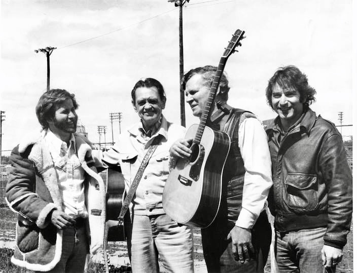 Stuart, Merle, Doc, Happy